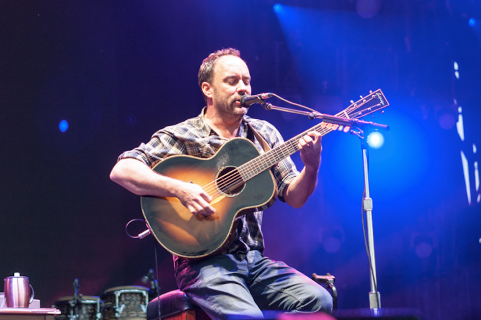 WATCH LIVE: 'Stand for Standing Rock' concert featuring Dave Matthews, Neko Case and more