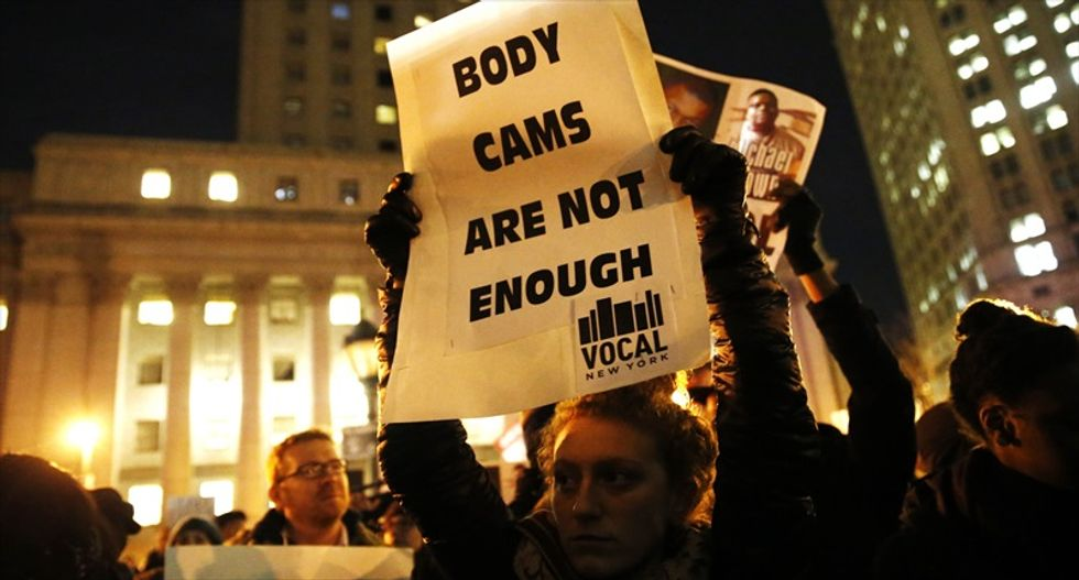 WATCH LIVE: Hundreds take to the streets in latest Eric Garner protests
