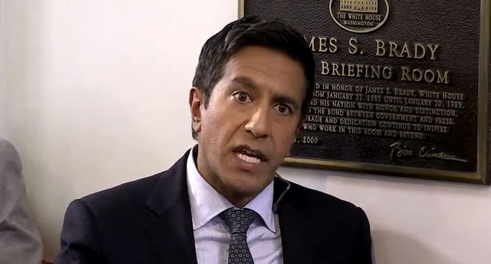 Sanjay Gupta calls out doctor over Trump's 'excellent' health: 'He has evidence of heart disease and he is borderline obese'