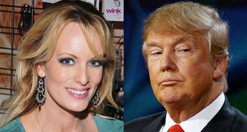 Fox News killed a story about Trump and Stormy Daniels in October 2016 despite having on-the-record confirmation