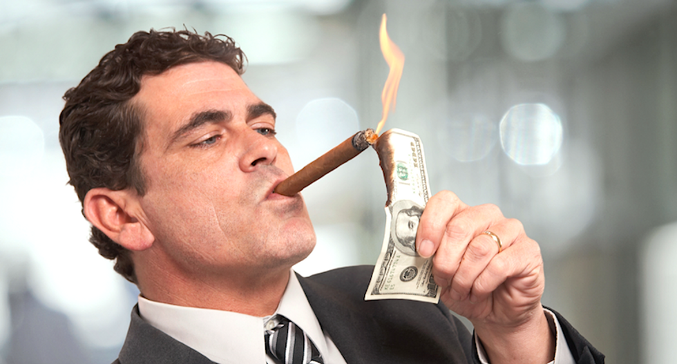 Billionaires whine about paying taxes in reality-challenged Wall Street Journal op-ed