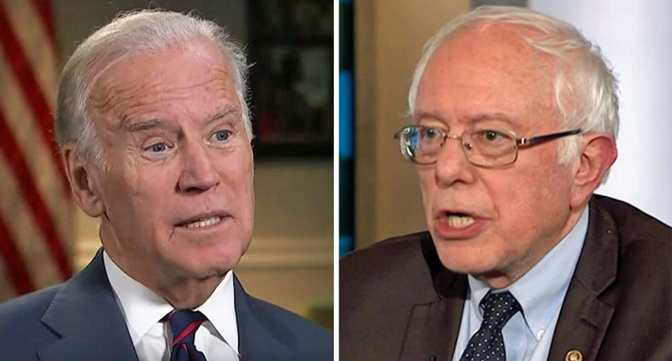 Biden in first place over Sanders after dramatic double-digit jump in first poll since Buttigieg and Klobuchar Exits