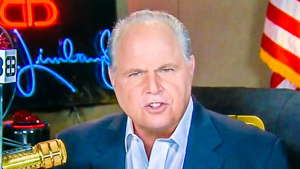 Rush Limbaugh: Banning the flag of the Confederacy is part of the left's anti-American agenda