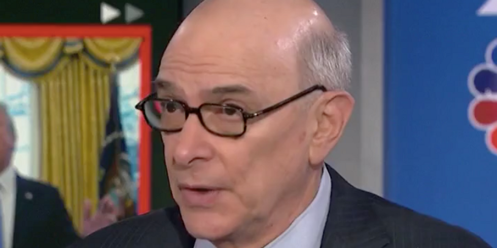 'Someone's trying to hide something': Ex-Watergate prosecutor explains why White House is trying to muzzle Bannon