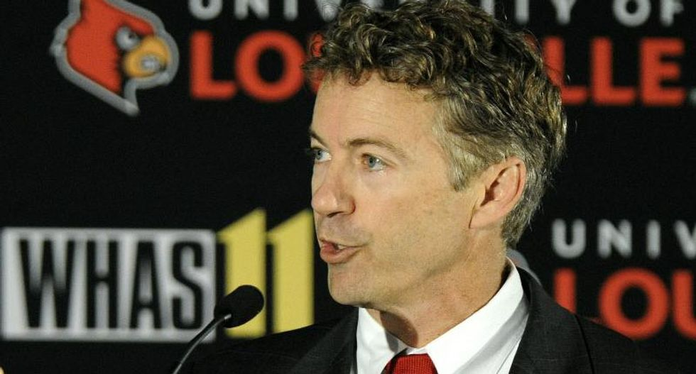 Sen. Rand Paul proposes federal flat tax of 14.5 percent in op-ed piece