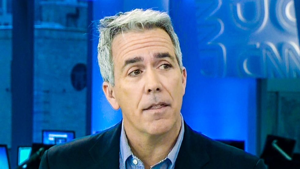 Republican deadbeat dad Joe Walsh thinks MLK would go on Fox News to say 'all lives matter'