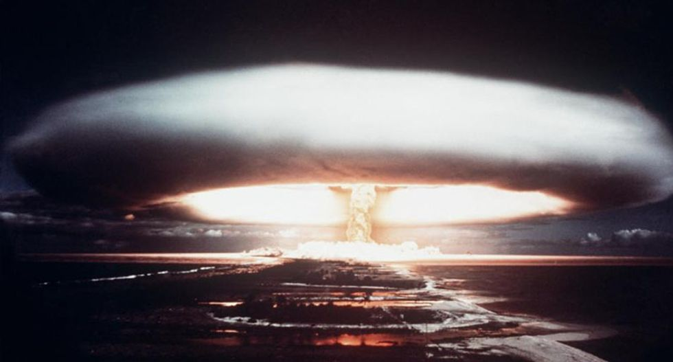 A nuclear bomb landed in a South Carolina family's yard in 1958, and it could happen again