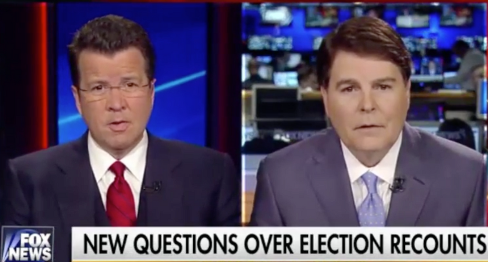Fox legal analyst: Trump should push for prosecution of Clinton now that she joined the recount