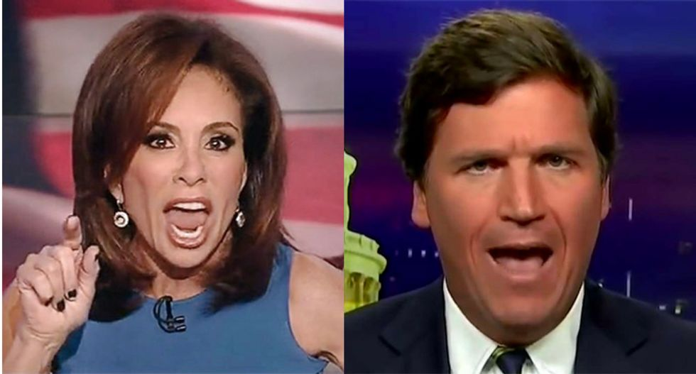 Ex-Murdoch executive quit due to Fox News' on-air racism and run-ins with Tucker Carlson and Jeanine Pirro