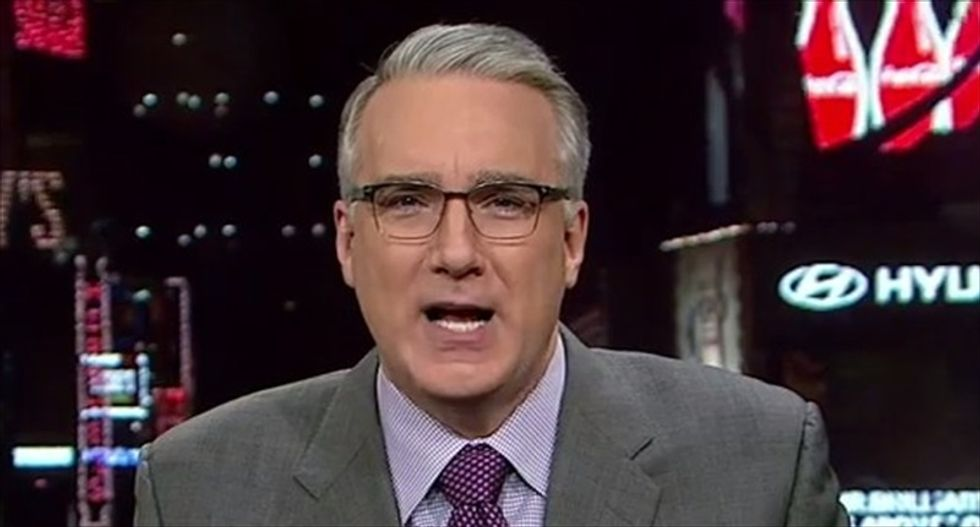 Keith Olbermann slams Trump in new op-ed: His name alone has 'degraded public discourse and the nation'