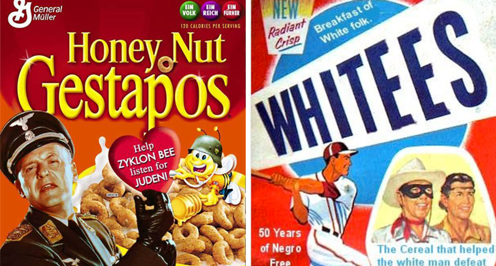'Honey bunches of a-holes': Internet eviscerates rightwing boycott of Kellogg's with #BreitbartCereals