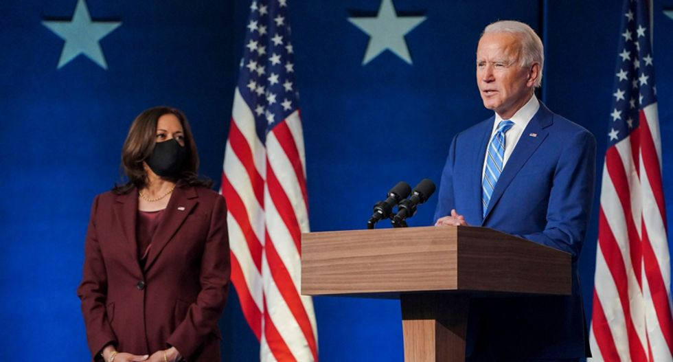 WATCH LIVE: Joe Biden and Kamala Harris give victory speeches after defeating Donald Trump in the 2020 election