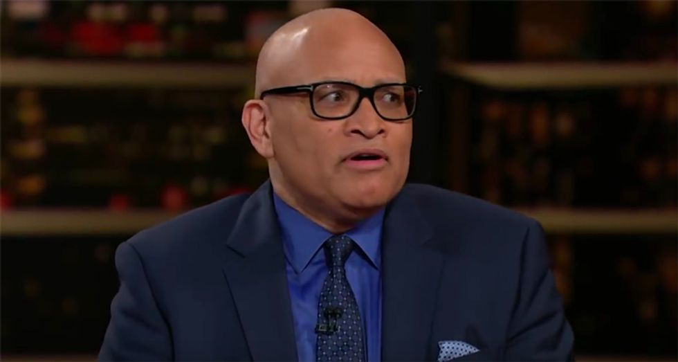 'What the f*ck are you guys doing?': Larry Wilmore shreds CNN and Fox for obsessing over each other and not reporting the news