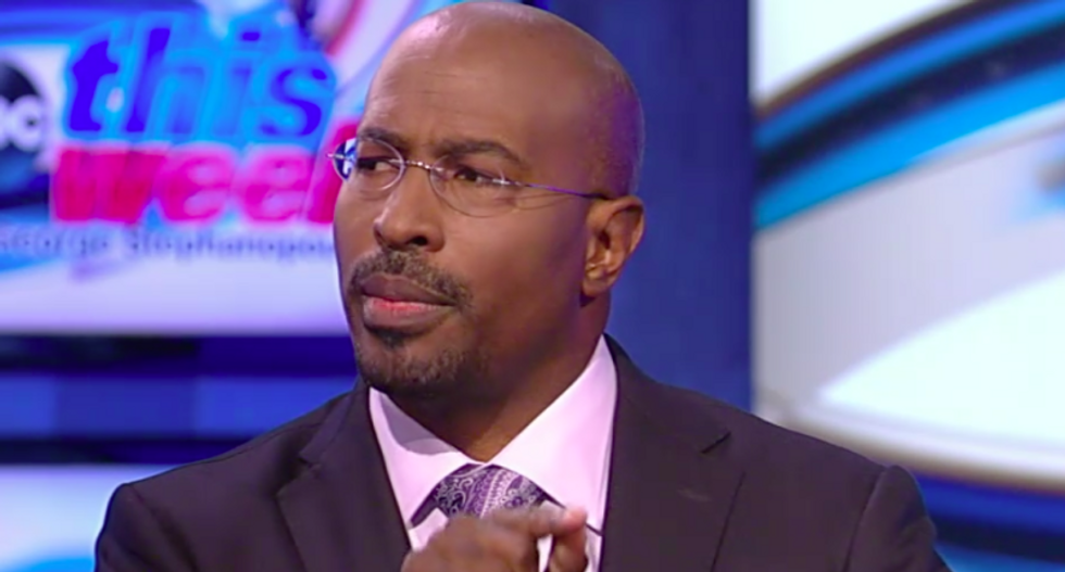 CNN's Van Jones reveals why Trump's lawyers are 'terrified' after Mueller rejects written answers