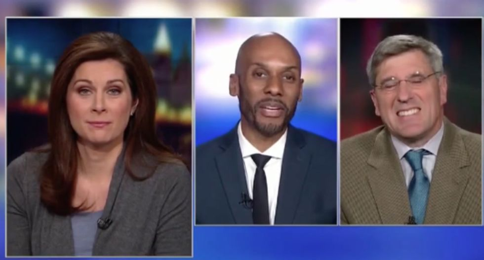 'He has a party to go to!': CNN panel mocks Trump for cancelling his weekend plans to deal with a government shutdown
