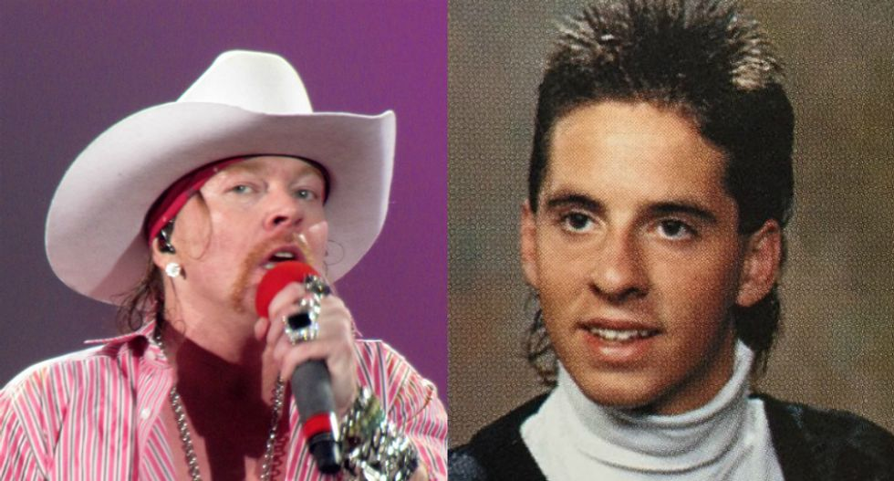 'F*ck Nunes': Internet welcomes Axl Rose 'to the political jungle' after he tweets criticism of House intel chair