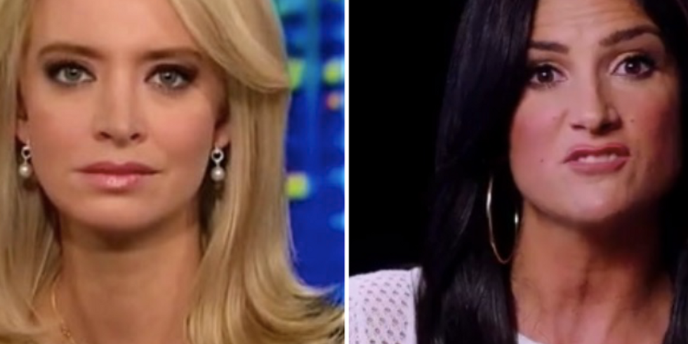 NRA's Loesch attacked Kayleigh McEnany as 'flat-chested' after Trump spokeswoman's breast cancer surgery