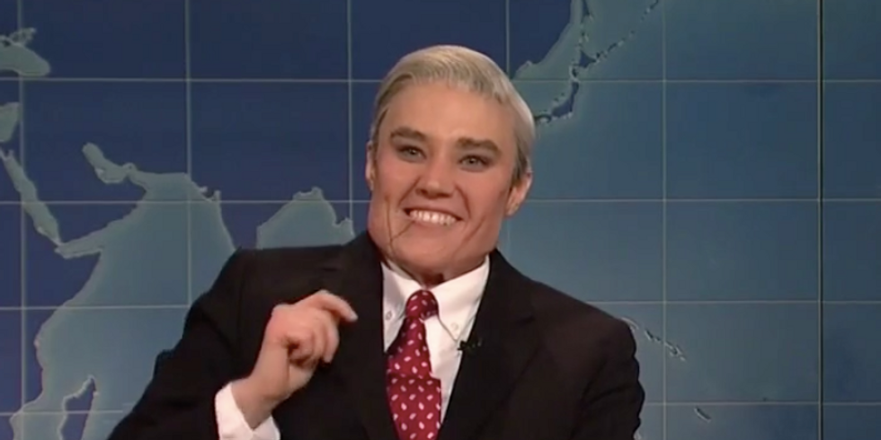 'This ain't Lost': Kate McKinnon is mind-blowing as Robert Mueller on SNL