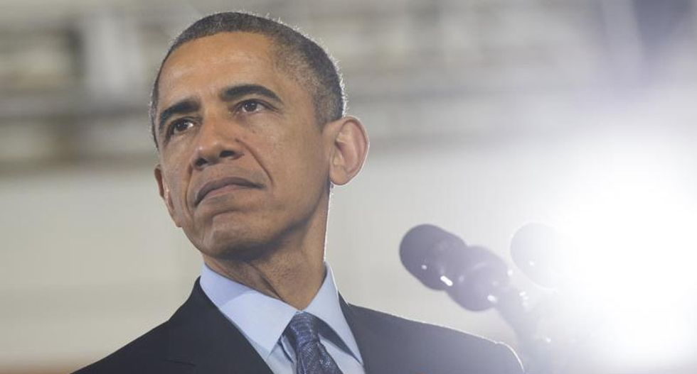 Obama rips GOP senators for nuclear letter: 'Ironic' to see Congress making 'common cause' with Iran 'hardliners'