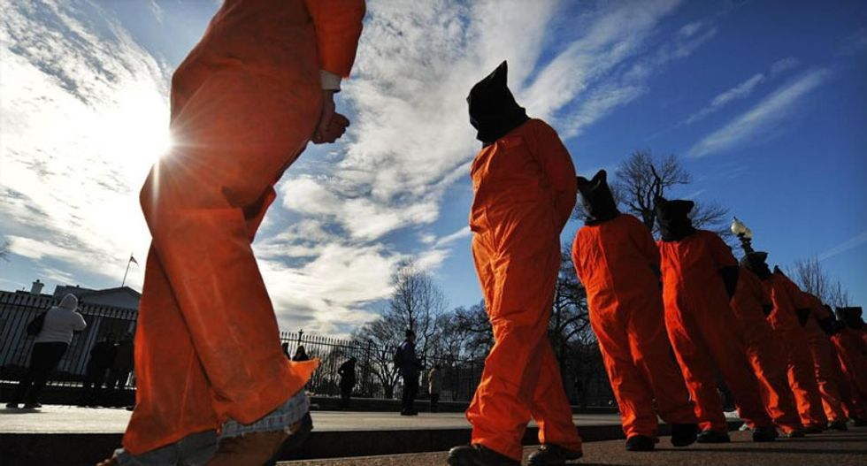 More ex-Guantanamo prisoners suspected of rejoining militants: White House