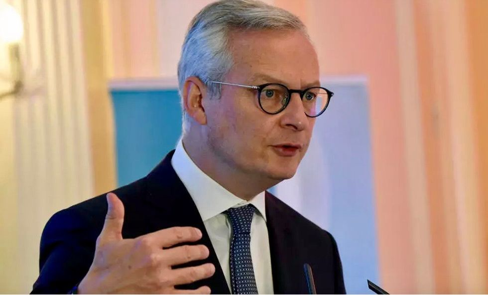 'Very clear' US is blocking digital tax talks, says French finance minister