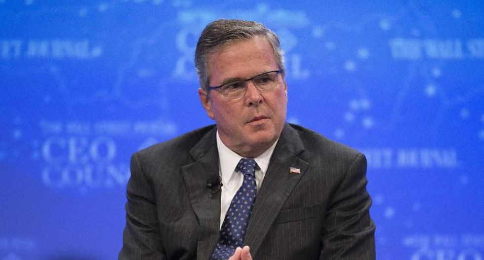 Jeb Bush on foreign policy views: I love my father and my brother, but I am my own man