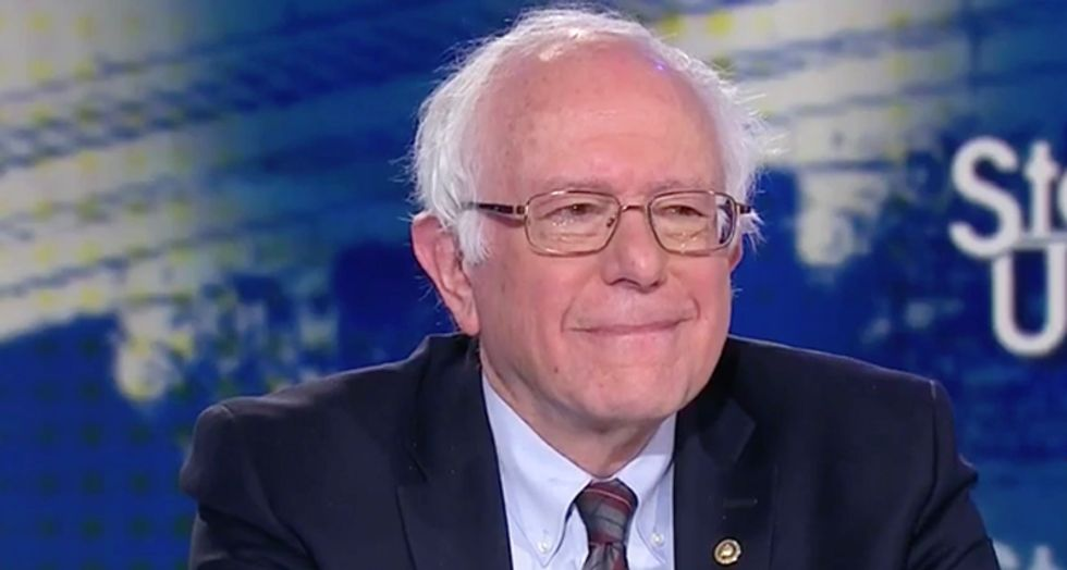 White House candidate Bernie Sanders suffered heart attack, doctors confirm