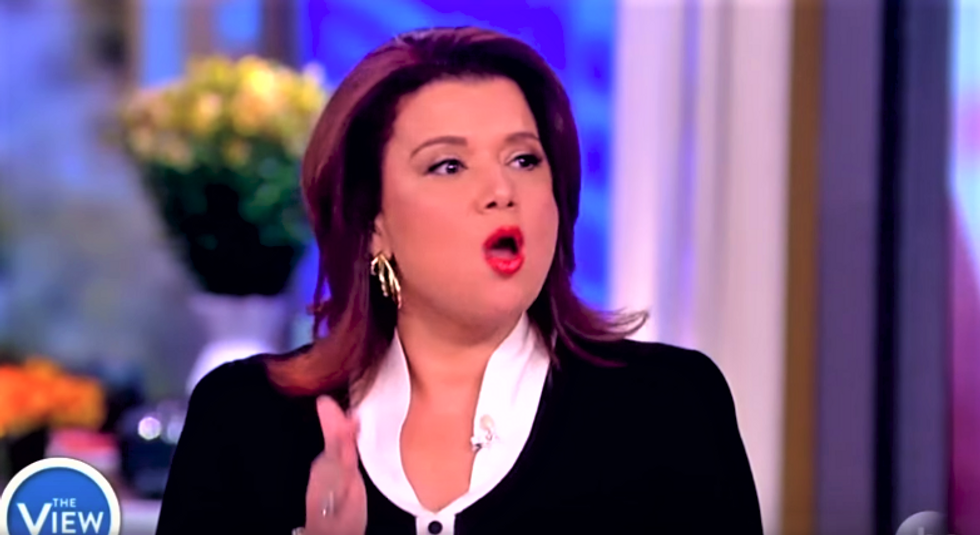 WATCH: Ana Navarro rains hell on Meghan McCain for questioning if she is really a Republican