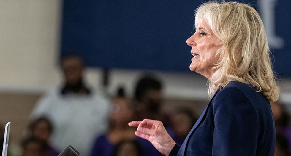 That WSJ op-ed about Dr. Jill Biden isn't just sexist — it's classist, too