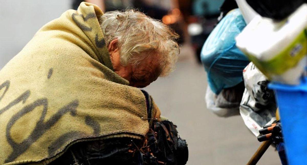 Texas House advances bill that would ban homeless encampments in public