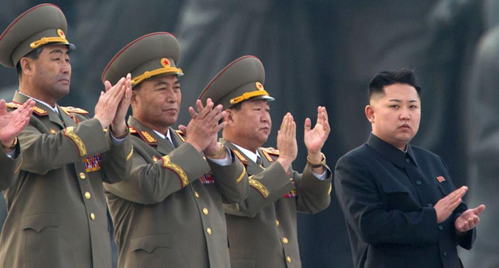 US, allies reach agreement on North Korea intelligence pact