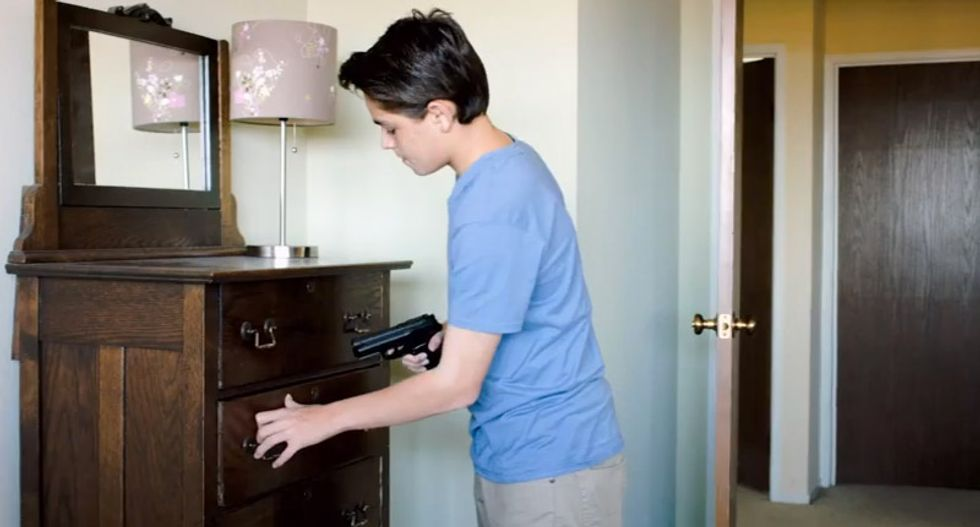 WATCH: Controversial video encourages kids to steal parent's guns, turn them in at school