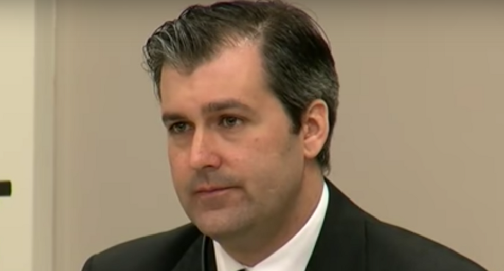 Judge to weigh sentence for South Carolina ex-policeman who killed black man