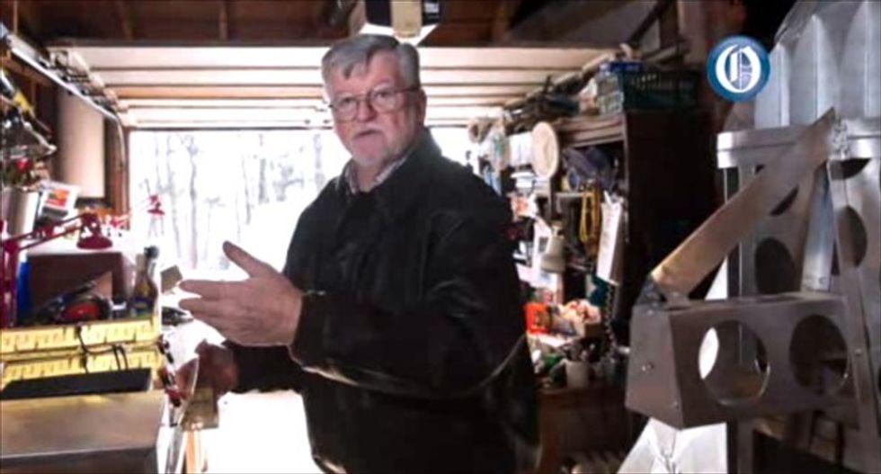 Make it so!: Nebraska man developing world's first 'warp drive' in his garage