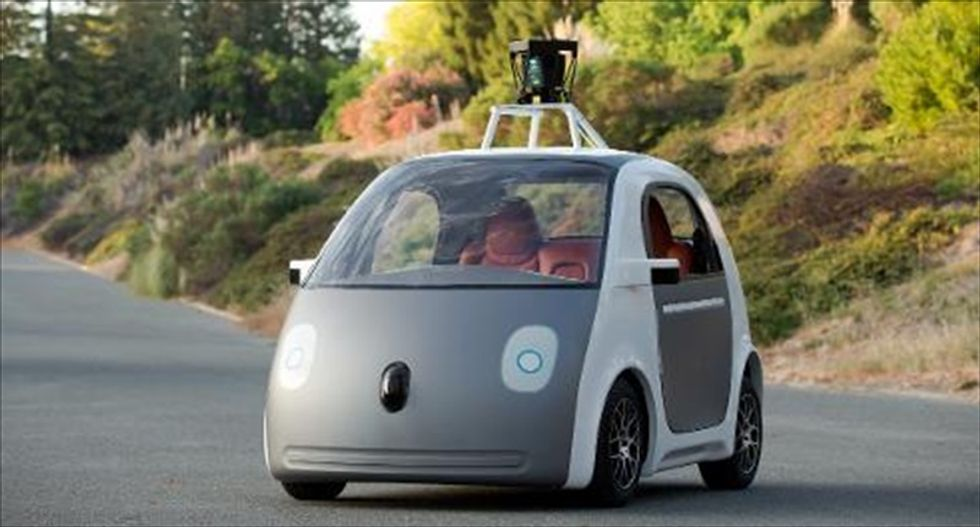 Self-driving cars likely to lead to increased car sickness: study