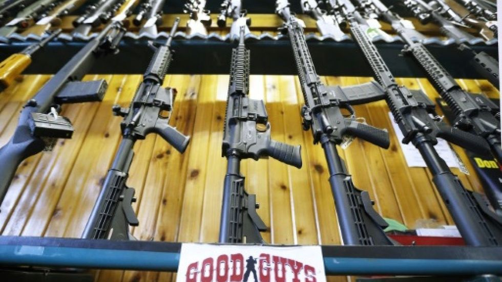 New Zealand came to its senses and banned assault rifles while American dead pile up