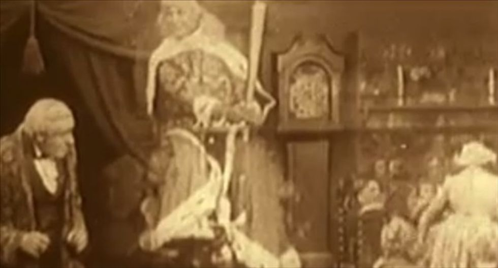 HOLIDAY SPECIAL: Watch a 104-year-old film adaptation of Charles Dickens' 'A Christmas Carol'