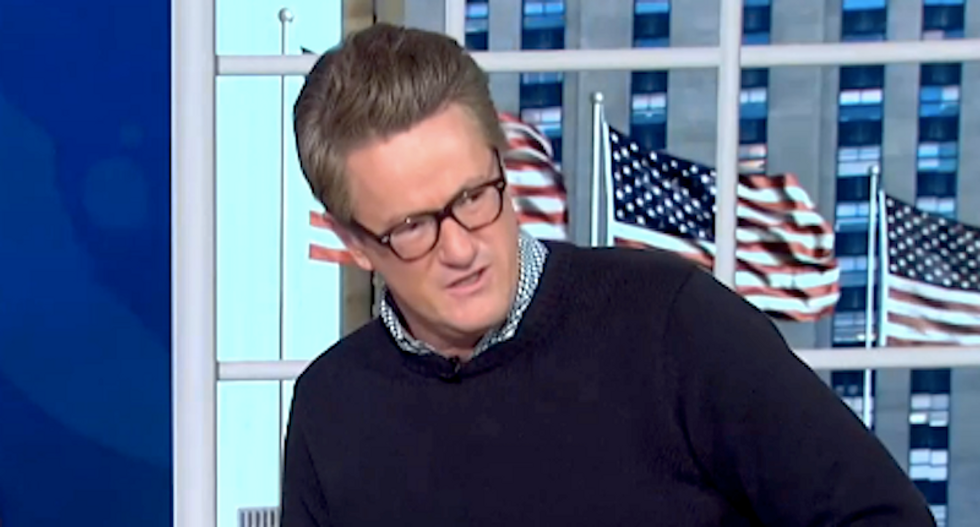 'It boggles the imagination': Morning Joe ridicules Spicer's excuse for not producing Flynn records