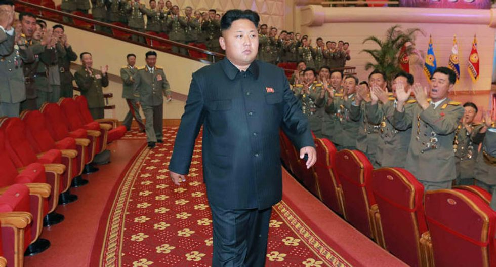 China makes diplomatic protest to North Korea over nuke test