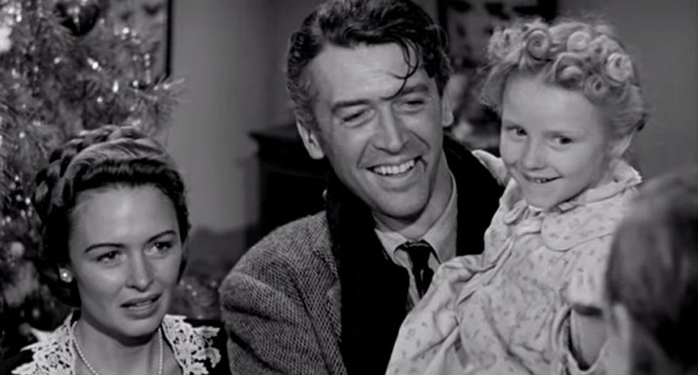 Ayn Rand helped the FBI investigate whether 'It's a Wonderful Life' was commie propaganda