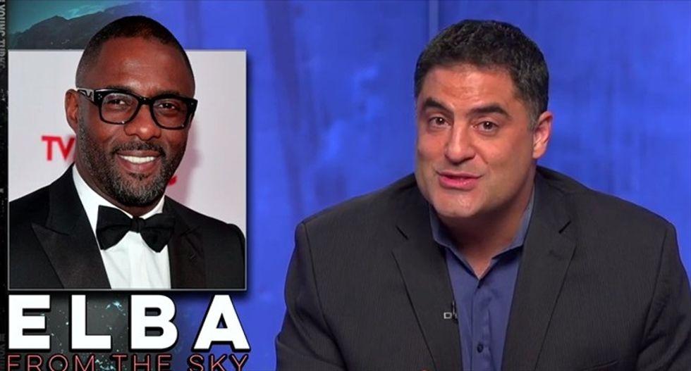 Cenk Uygur mocks Limbaugh: We'd enjoy a Black James Bond even if it bothers 'your racist ass'