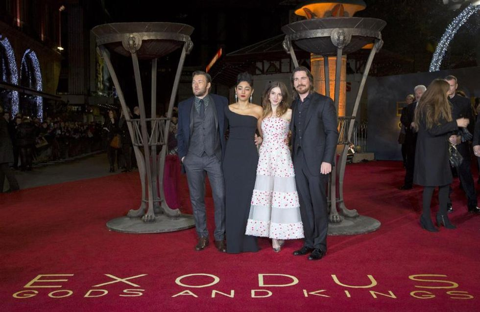Morocco bans Ridley Scott's new 'Exodus' movie