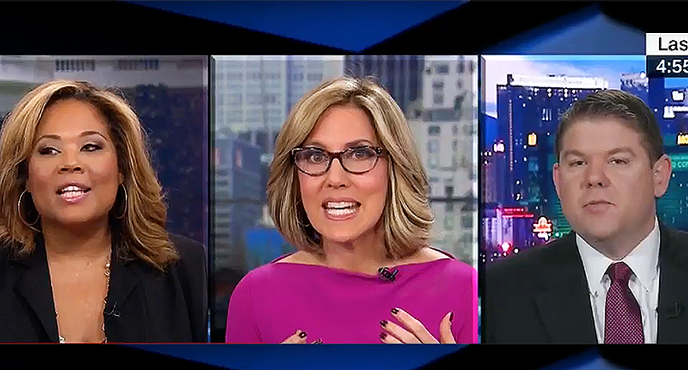 'Where did Christ refer to mulligans?': CNN's Camerota nails evangelicals for giving Trump a pass on adultery