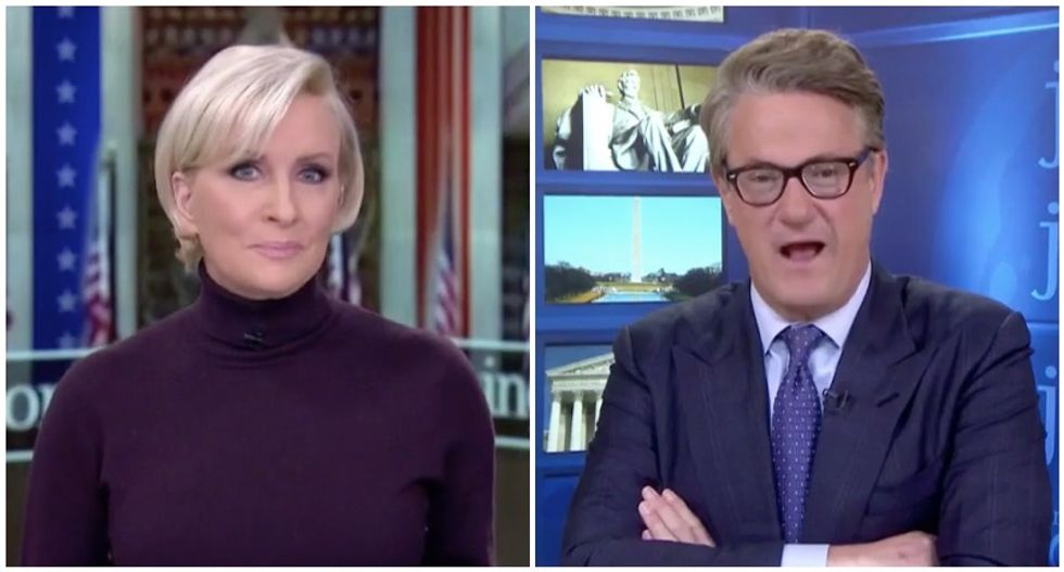 'This guy's busted': Morning Joe says Mueller has 'smoking gun' evidence of Trump obstruction on tape