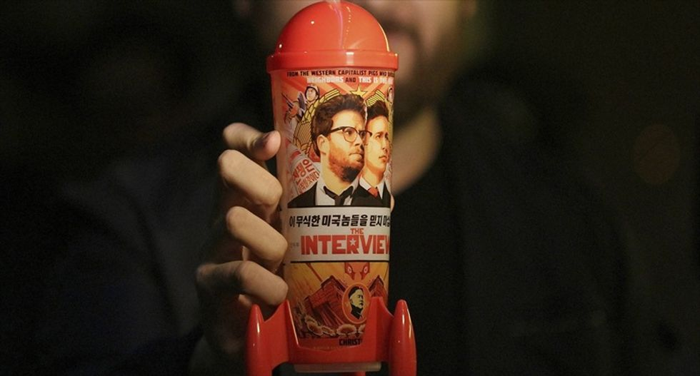 Black market copies of 'The Interview' selling for nearly $50 in North Korea: Report