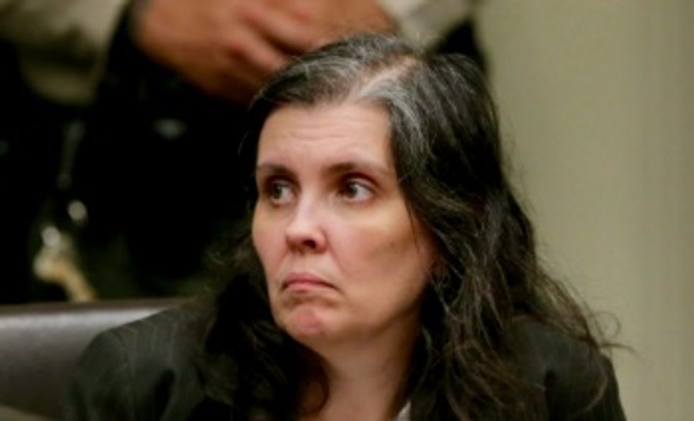 The creepy way the accused 'torture house' mom reportedly watched her son's every move at school