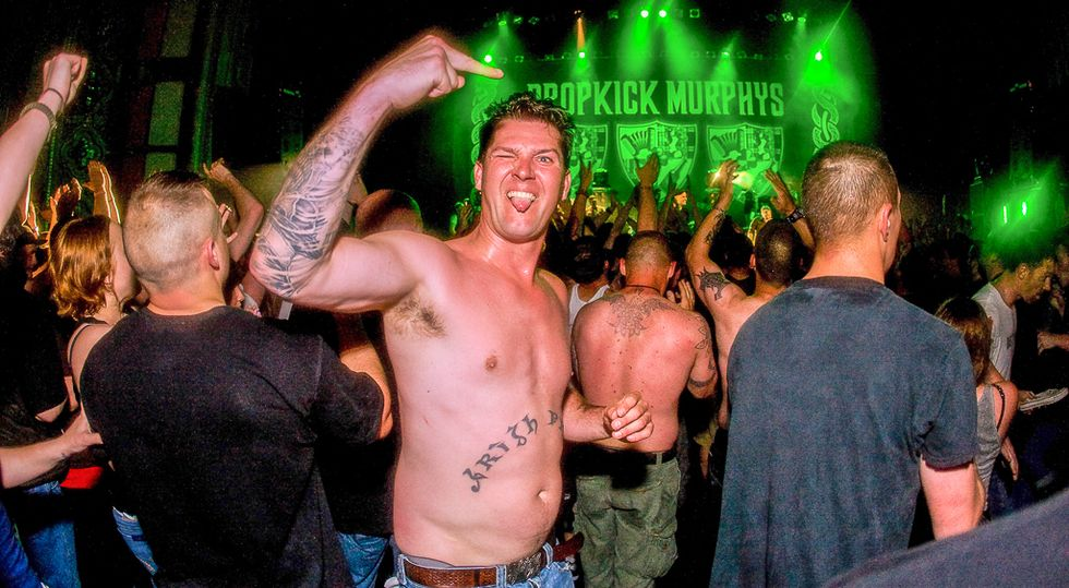 Newly elected GOP state rep. arrested for assaulting police officer at Dropkick Murphys concert