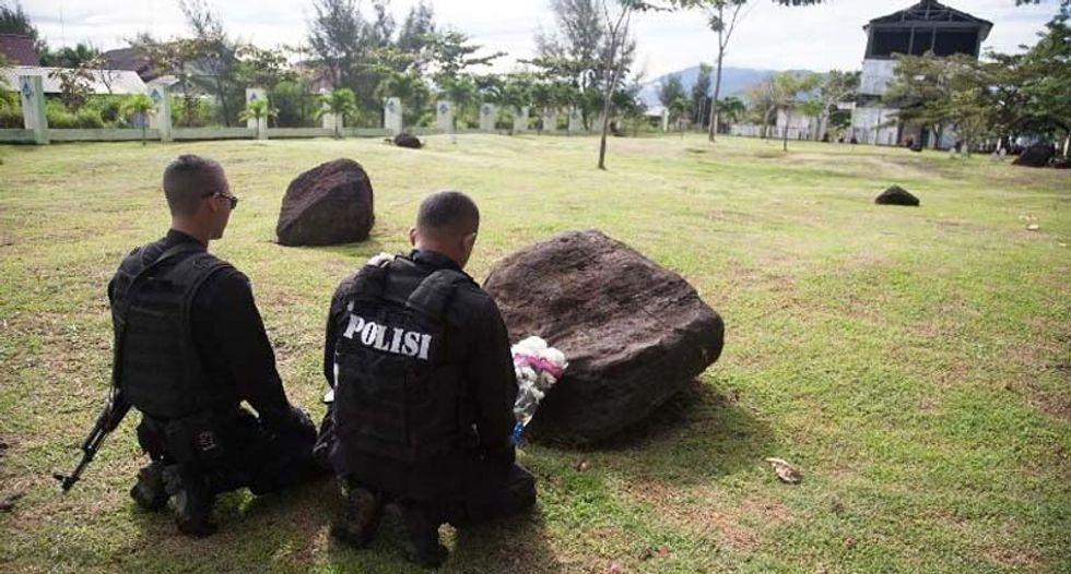 Ten years on, Asia mourns tsunami dead