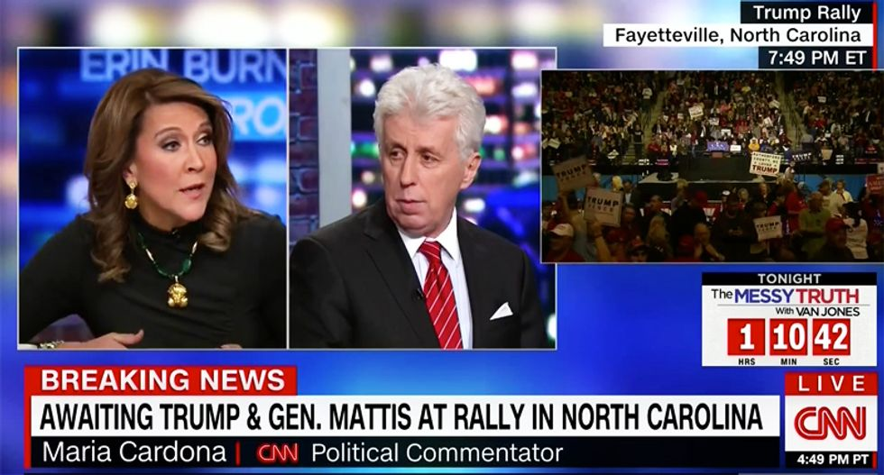CNN panel tears into Jeffrey Lord for jaw-dropping claim that 'there are no people of color' in America