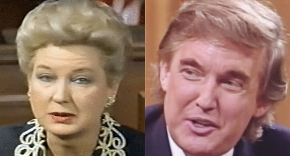 Trump's sister thought he was too stupid to get elected: Mary Trump tell-all
